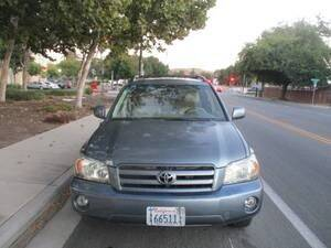 2007 Toyota Highlander for sale at Inspec Auto in San Jose CA