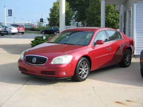2007 Buick Lucerne for sale at Rochelle Motor Sales INC in Rochelle IL