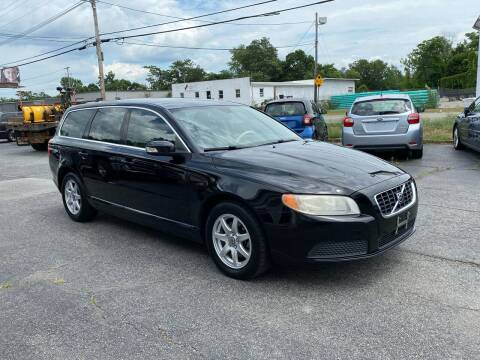 2008 Volvo V70 for sale at MetroWest Auto Sales in Worcester MA