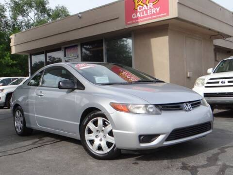 2008 Honda Civic for sale at KC Car Gallery in Kansas City KS