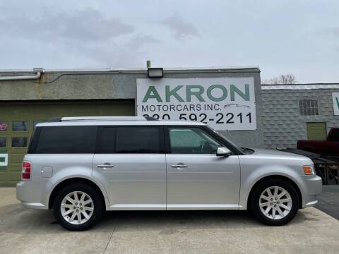 2011 Ford Flex for sale at Akron Motorcars Inc. in Akron OH