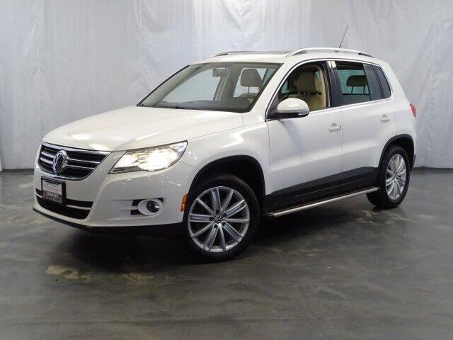 2011 Volkswagen Tiguan for sale at United Auto Exchange in Addison IL
