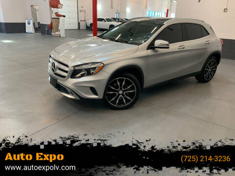 2015 Mercedes-Benz GLA for sale at Auto Expo in Las Vegas NV