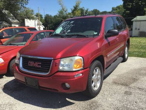 2004 GMC Envoy for sale at Indy Motorsports in St. Charles MO