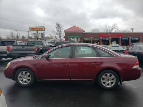 2006 Mercury Montego for sale at Rayyan Auto Mall in Lexington KY