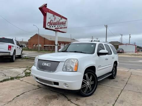 2008 GMC Yukon for sale at Southwest Car Sales in Oklahoma City OK