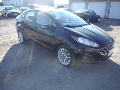 2014 Ford Fiesta for sale at Car Corner in Sioux Falls SD