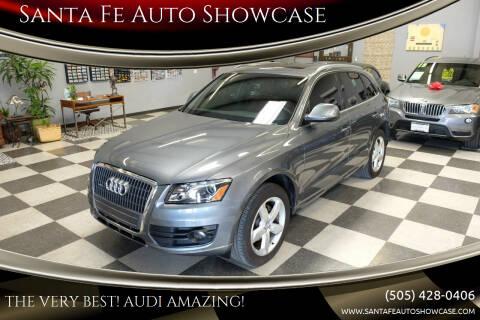 2012 Audi Q5 for sale at Santa Fe Auto Showcase in Santa Fe NM