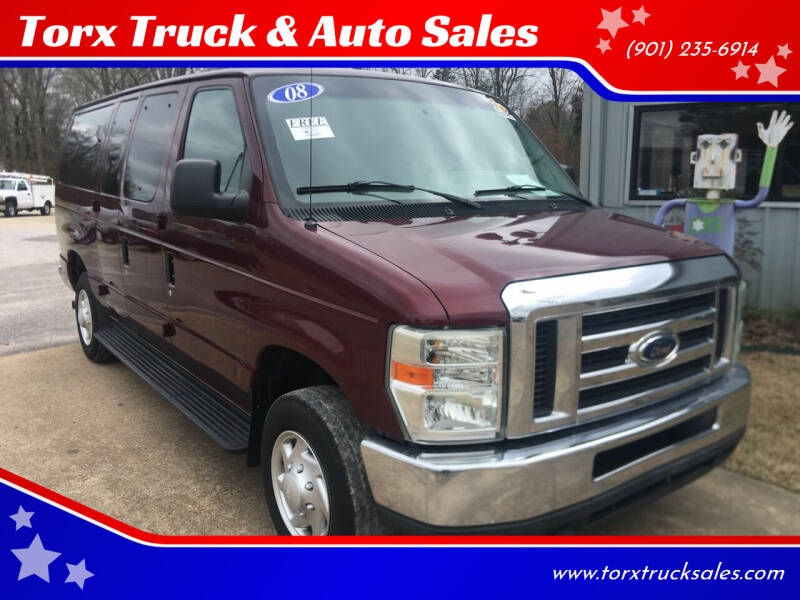 2008 Ford E-Series Wagon for sale at Torx Truck & Auto Sales in Eads TN