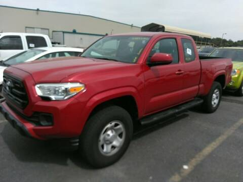 2016 Toyota Tacoma for sale at Adams Auto Group Inc. in Charlotte NC