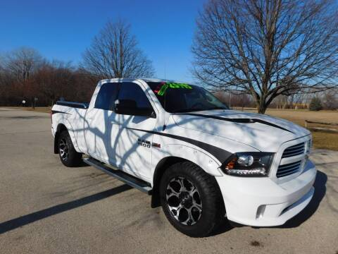 2014 RAM Ram Pickup 1500 for sale at Lot 31 Auto Sales in Kenosha WI