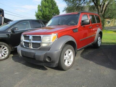 2007 Dodge Nitro for sale at Mill Street Motors in Worcester MA