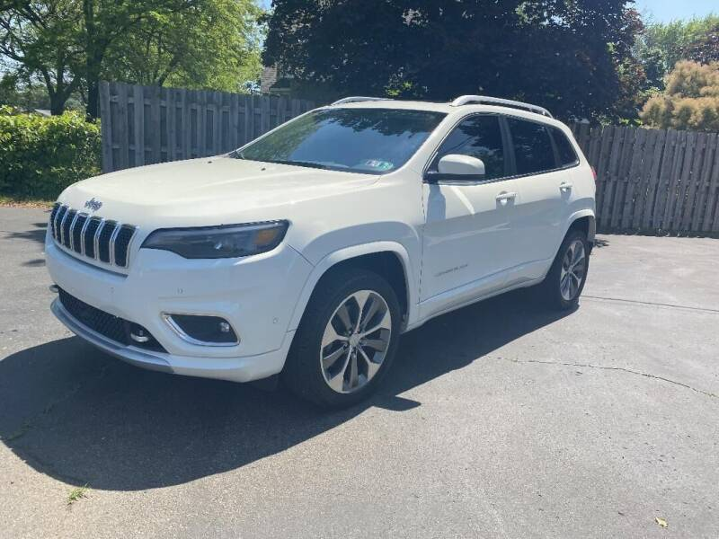 2019 Jeep Cherokee for sale at Rombaugh's Auto Sales in Battle Creek MI