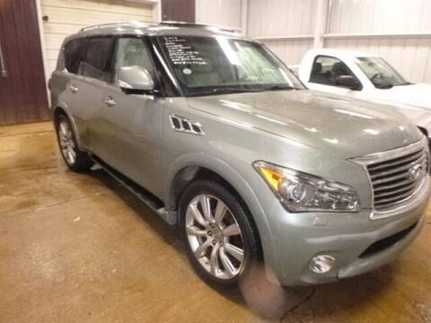 2012 Infiniti QX56 for sale at East Coast Auto Source Inc. in Bedford VA