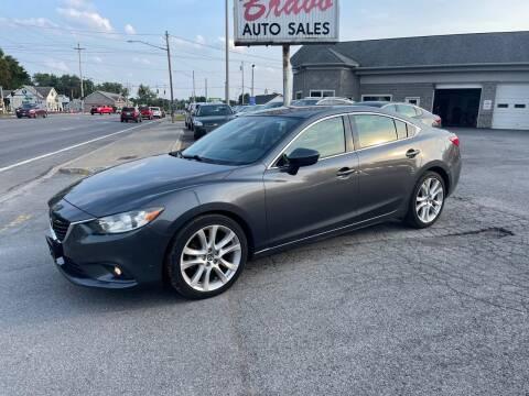 2014 Mazda MAZDA6 for sale at Bravo Auto Sales in Whitesboro NY