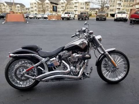 2013 Harley Davidson Breakout for sale at R C Motors in Lunenburg MA