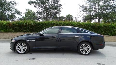 2012 Jaguar XJL for sale at Premier Luxury Cars in Oakland Park FL