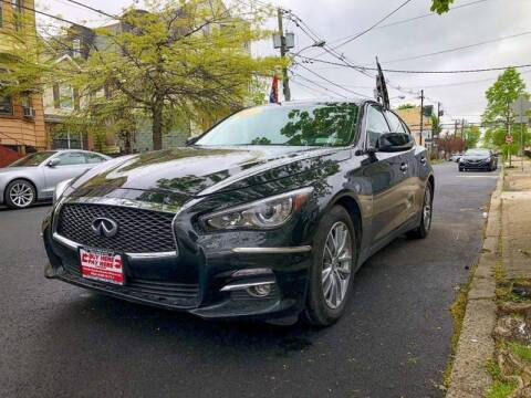 2017 Infiniti Q50 for sale at Buy Here Pay Here Auto Sales in Newark NJ