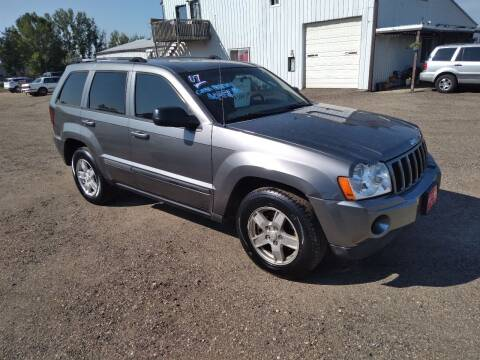 2007 Jeep Grand Cherokee for sale at Ron Lowman Motors Minot in Minot ND