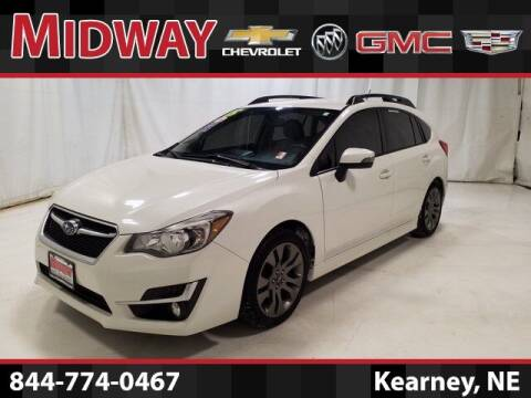 2015 Subaru Impreza for sale at Heath Phillips in Kearney NE