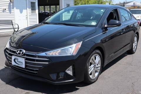 2019 Hyundai Elantra for sale at Randal Auto Sales in Eastampton NJ