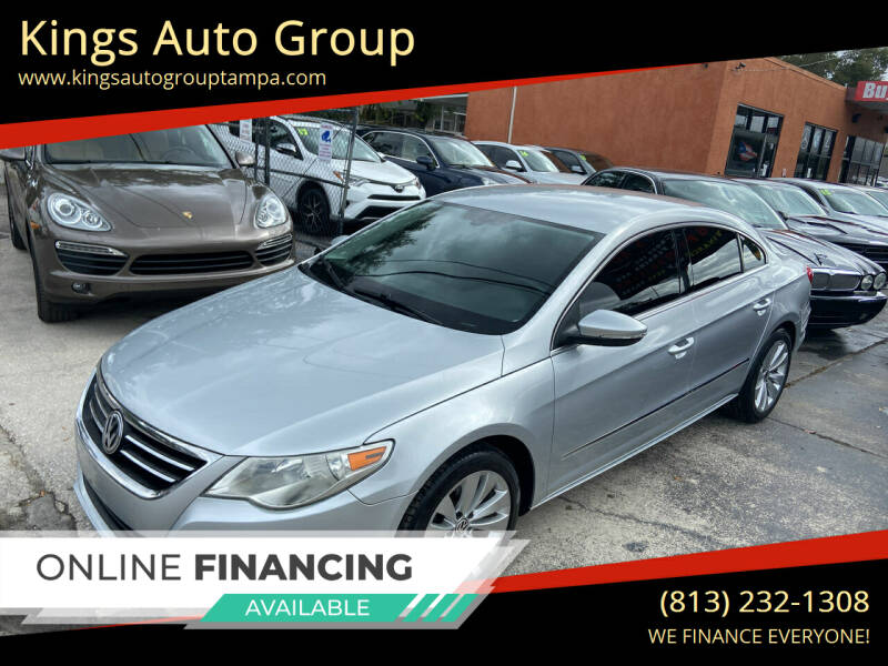 2011 Volkswagen CC for sale at Kings Auto Group in Tampa FL