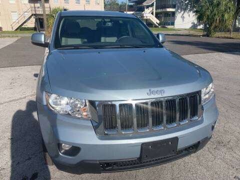 2013 Jeep Grand Cherokee for sale at LUXURY AUTO MALL in Tampa FL
