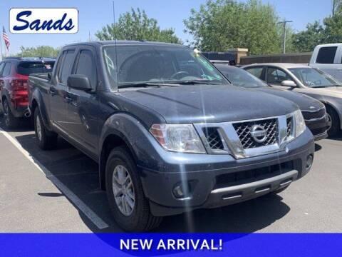 2017 Nissan Frontier for sale at Sands Chevrolet in Surprise AZ