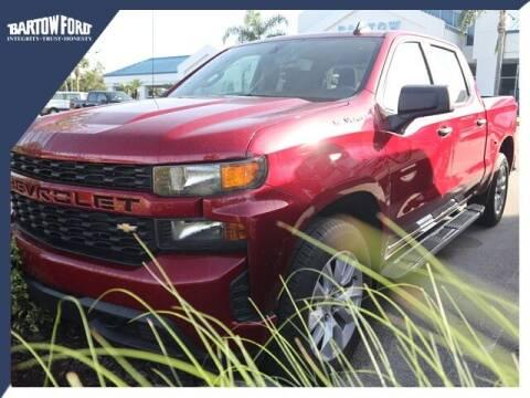 2020 Chevrolet Silverado 1500 for sale at BARTOW FORD CO. in Bartow FL