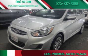 2017 Hyundai Accent for sale at Los Primos Auto Plaza in Antioch CA