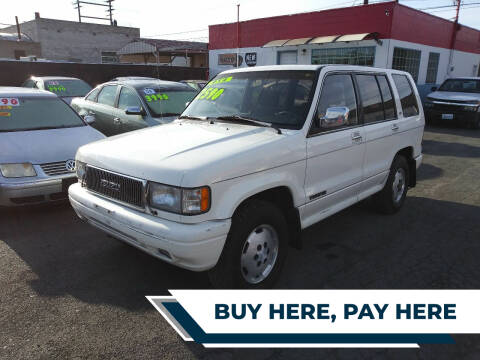 1993 Isuzu Trooper for sale at Speedway Auto Sales in Yakima WA