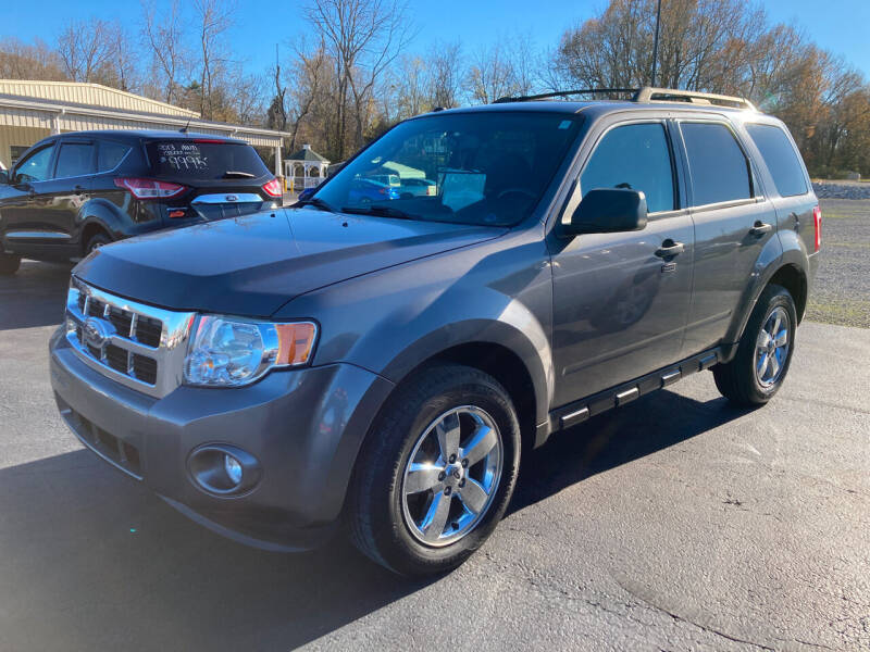2012 Ford Escape for sale at McCully's Automotive - Under $10,000 in Benton KY