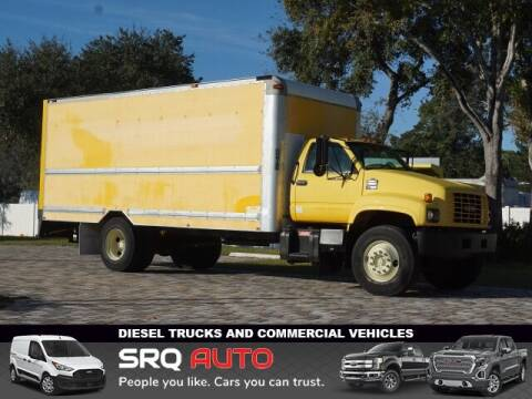 2002 GMC C7500 for sale at SRQ Auto LLC in Bradenton FL