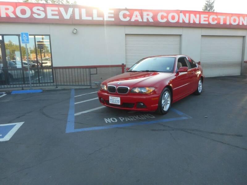 2004 BMW 3 Series for sale at ROSEVILLE CAR CONNECTION in Roseville CA