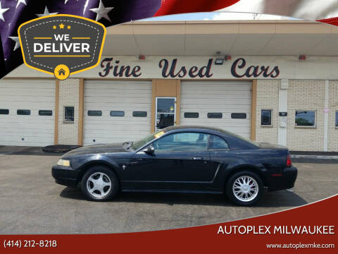 2002 Ford Mustang for sale at Autoplex Milwaukee in Milwaukee WI