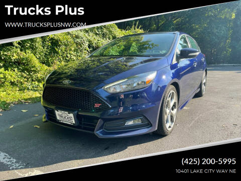 2017 Ford Focus for sale at Trucks Plus in Seattle WA