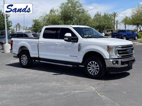 2020 Ford F-250 Super Duty for sale at Sands Chevrolet in Surprise AZ