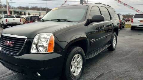 2011 GMC Yukon for sale at Moores Auto Sales in Greeneville TN