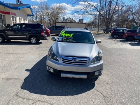 2011 Toyota Highlander for sale at Auto Outlet in Billings MT