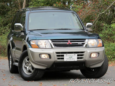 2001 Mitsubishi Montero for sale at Isuzu Classic in Cream Ridge NJ