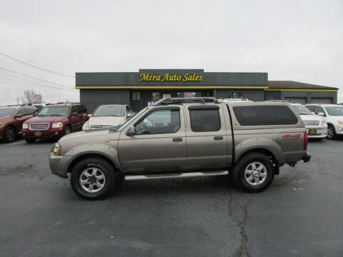 2003 Nissan Frontier for sale at MIRA AUTO SALES in Cincinnati OH