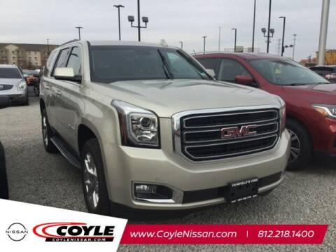 2017 GMC Yukon for sale at COYLE GM - COYLE NISSAN - Coyle Nissan in Clarksville IN