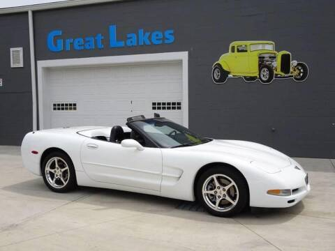 2004 Chevrolet Corvette for sale at Great Lakes Classic Cars & Detail Shop in Hilton NY