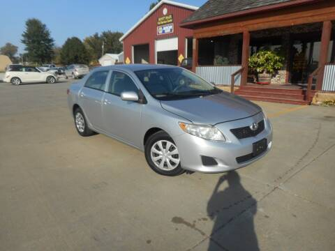 2010 Toyota Corolla for sale at Boyett Sales & Service in Holton KS