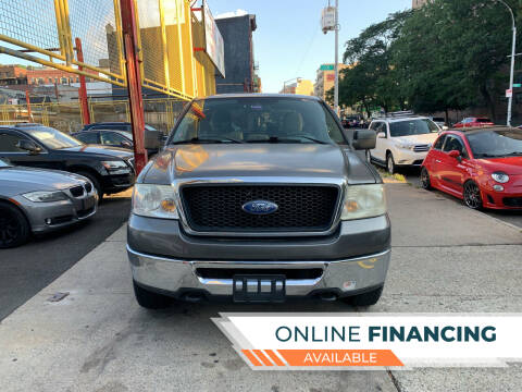 2007 Ford F-150 for sale at Raceway Motors Inc in Brooklyn NY