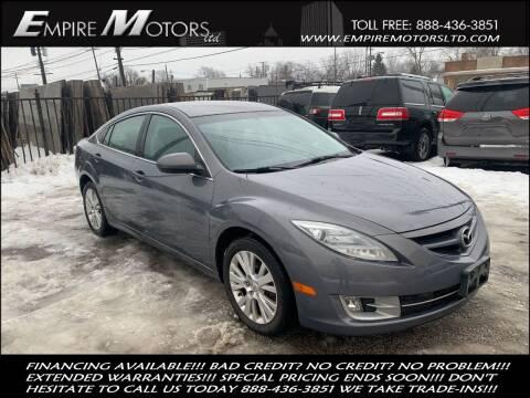 2010 Mazda MAZDA6 for sale at Empire Motors LTD in Cleveland OH