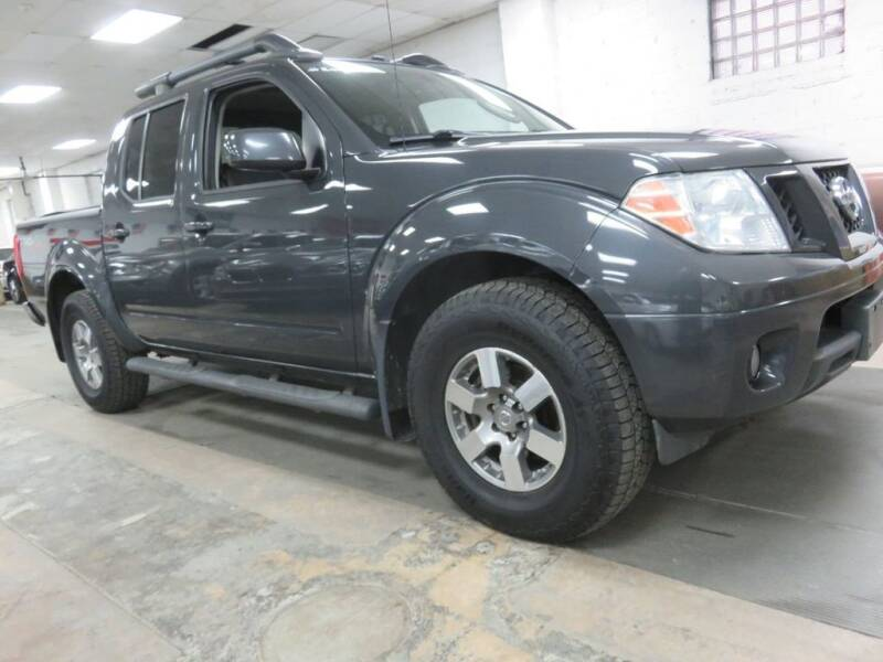 2011 Nissan Frontier for sale at US Auto in Pennsauken NJ