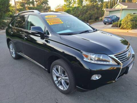 2015 Lexus RX 350 for sale at CAR CITY SALES in La Crescenta CA
