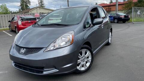 2011 Honda Fit for sale at ALHAMADANI AUTO SALES in Spanaway WA
