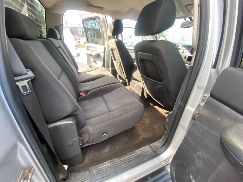 2010 Chevrolet Silverado 2500HD 4x4 LT 4dr Crew Cab SB - Derry NH